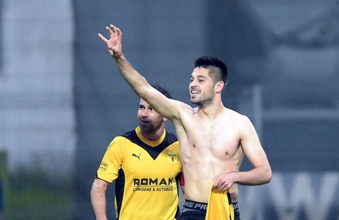 O Brasov de Constantinescu e Tira ainda pode se manter na Liga I (foto: GSP
