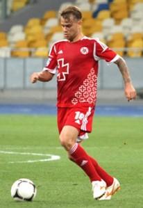 Bicfalvi: artilheiro do campeonato ucraniano volta à seleção romena