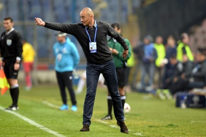Leo Grozavu está há uma temporada e meia no Botosani, e levou o clube pela primeira vez à Liga Europa