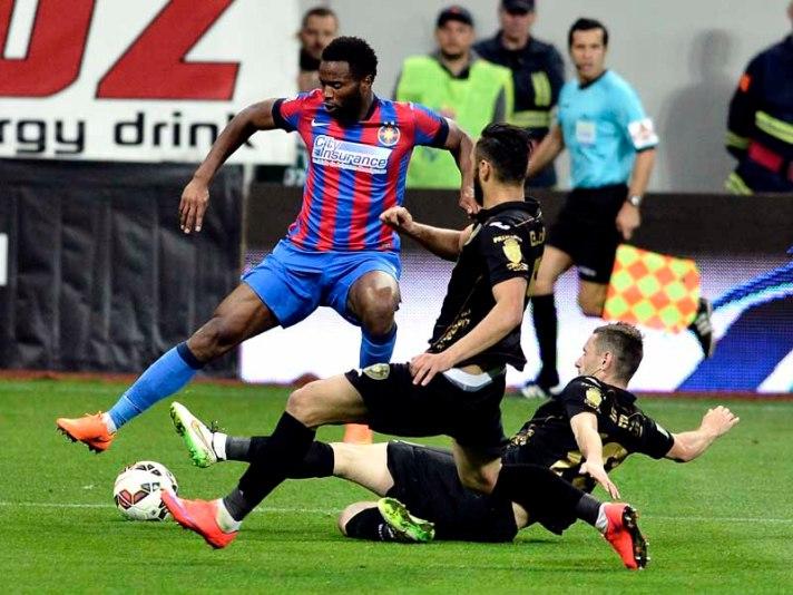 FCSB x Târgu Mures, o grande duelo da temporada