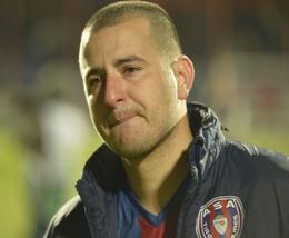 Ianis Zicu, desolado após a perda do título (foto: GSP)