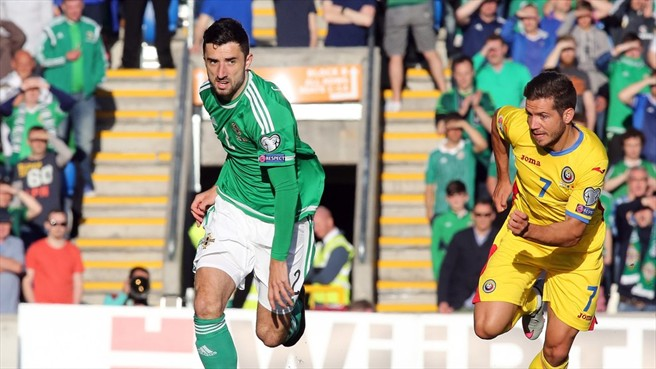 9f3527cf02 Romênia joga mal e empata sem gols com a Irlanda do Norte em Belfast ...