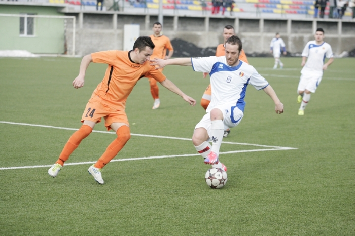 FC U Craiova disputou amistosos vestindo Errea em 2014