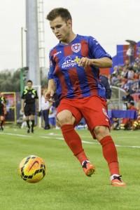 Bumba foi um dos craques da Liga I e segue na seleção