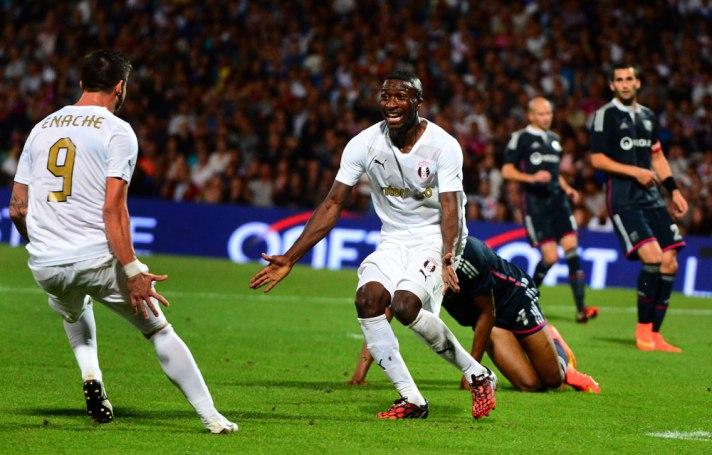O Astra eliminou o Lyon nos play-offs da última Liga Europa