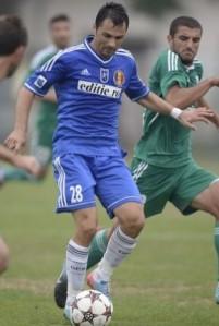 Gheorghe era um dos principais jogadores do FC Universitatea Craiova em 2013 (foto: Bogdan iordache/Mediafax
