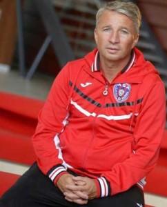 Petrescu não está no Târgu Mures nem há um mês e já deve sair com a ameaça de crise