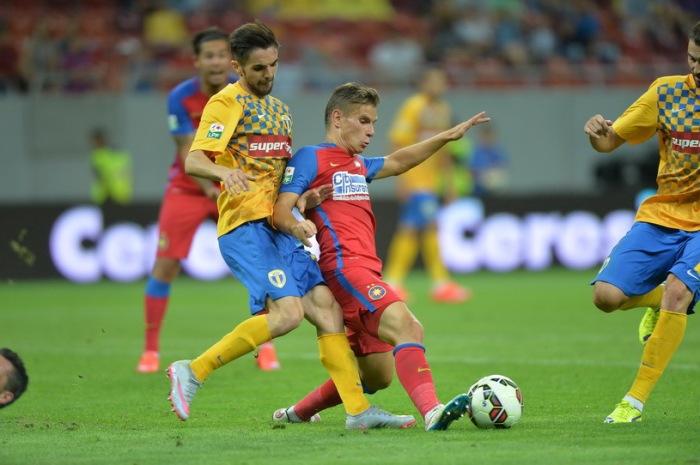 FCSB e Petrolul não saíram do zero na Liga I 2015-16, que começa com o pé esquerdo