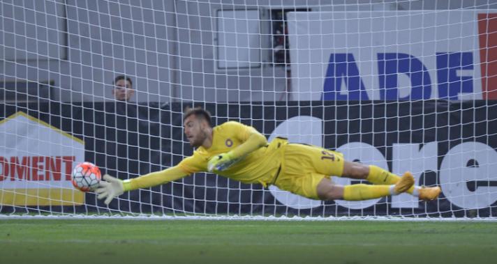 Cojocaru foi um dos destaques do jogo (foto: Gazeta Sporturilor)
