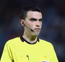 Hategan é o primeiro árbitro romeno à chegar na elite europeia depois de 20 anos