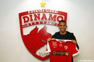 Dinamo aposta em Rivaldinho (foto: fcdinamo.ro)