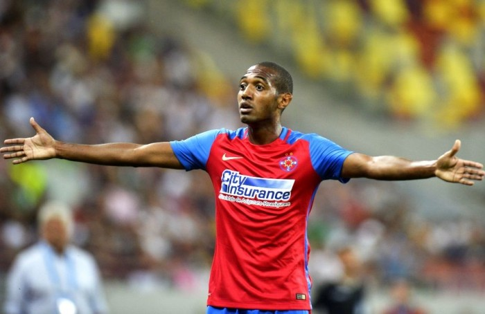 William de Amorim quer repetir no Steaua o sucesso que teve no Astra