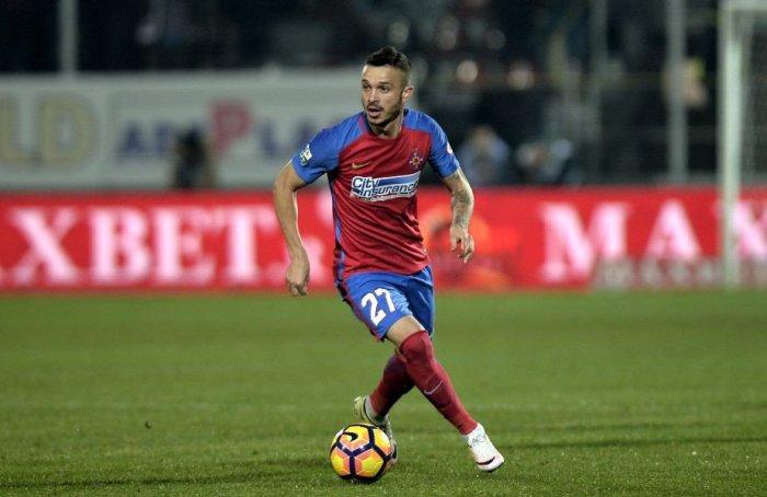 Boldrin é o cara nas bolas paradas do Steaua