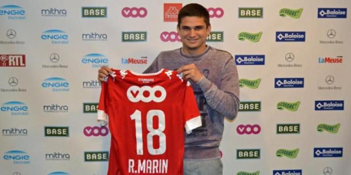 Razvan Marin chega numa má fase do Standard