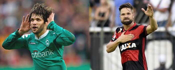 Diego a fost cel mai scump transfer facut de Werder Bremen. La Flamengo, e extrem de important pentru echipa