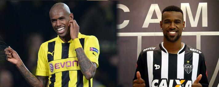 Felipe Santana a avut o perioada buna la Dortmund. In 2017, e una dintre cele mai mari transferuri in Brazilia.