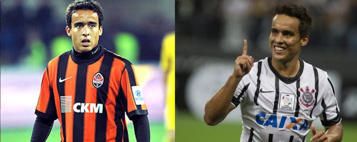 Jadson a jucat la Sahtior lui Mircea Lucescu in perioada 2005-2012. Azi e cel mai bun fotbalist la Corinthians
