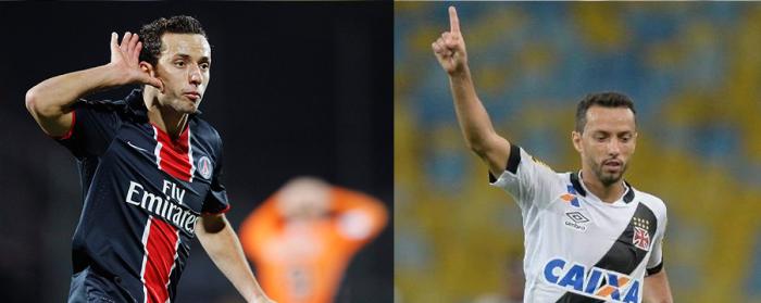 Nenê a fost decarul PSG-ului si golgheter in sezonul 2011-12. Azi e vedeta lui Vasco.