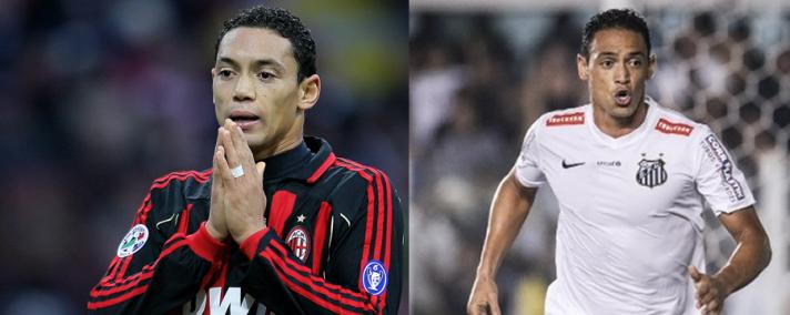 Ricardo Oliveira nu a avut perioada cea mai buna la Milan, dar a fost bine la Zaragoza si Real Bétis. La Santos, e un idol.